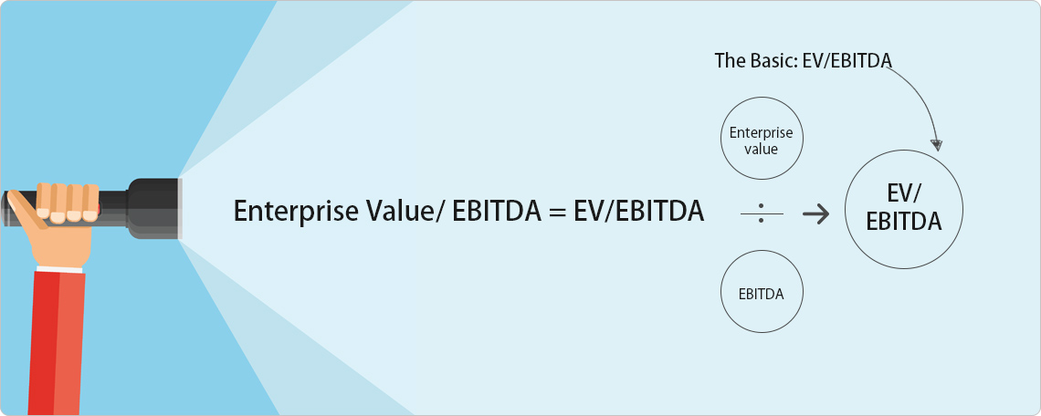 Using the EV/EBITDA multiple smartly!