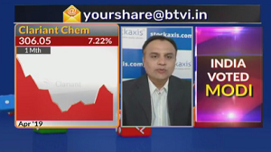 View on Clariant Chemicals Ltd, and SAYAJI IND SH VTG : StockAxis