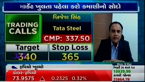 View on Tata Steel Ltd, and Max Financial Services Ltd : StockAxis