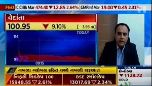 View on Vedanta Ltd : StockAxis