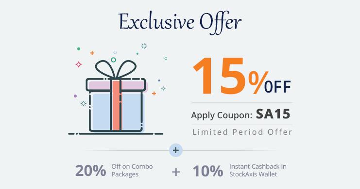 SAVE 15% Offer